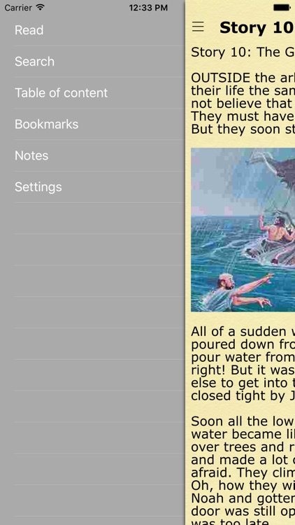 Bible Stories for Children and Kids in English screenshot-3