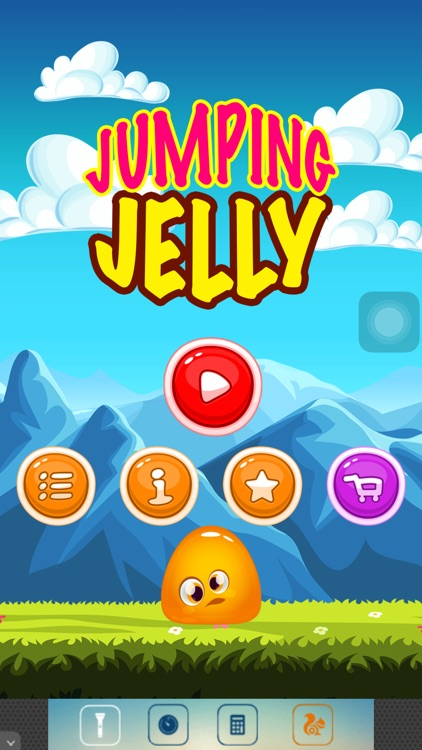 Jumping Jelly by The Gamzo
