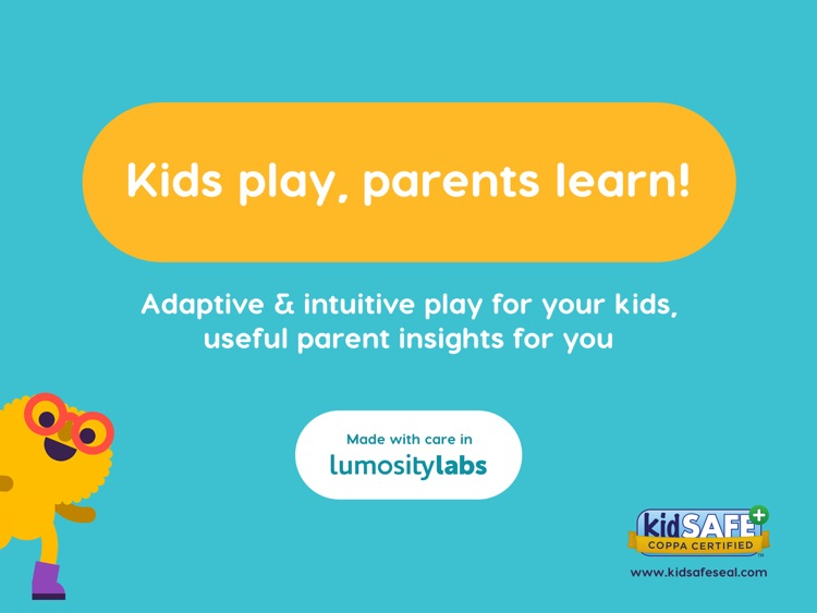 LumiKids Park by Lumosity, Early Learning Play for Kids screenshot-4