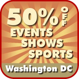 50% Off Washington D.C., Arlington, Alexandria, and Bethesda Shows & Sports Guide by Wonderiffic ®
