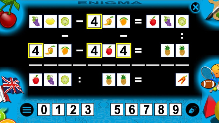 Enigma - The Math Puzzle screenshot-1
