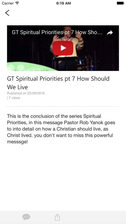GraceTown Church screenshot-3