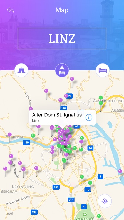 Linz City Guide screenshot-3