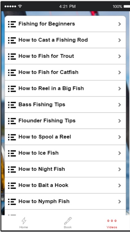 How to Fish - Learn Fishing Tips and Tricks screenshot-4