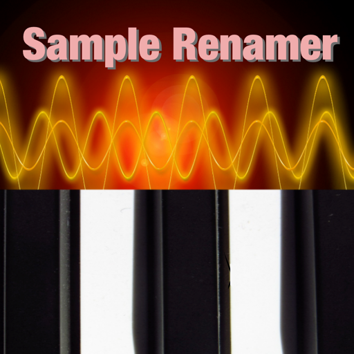 Sample Renamer - for Sample Tank