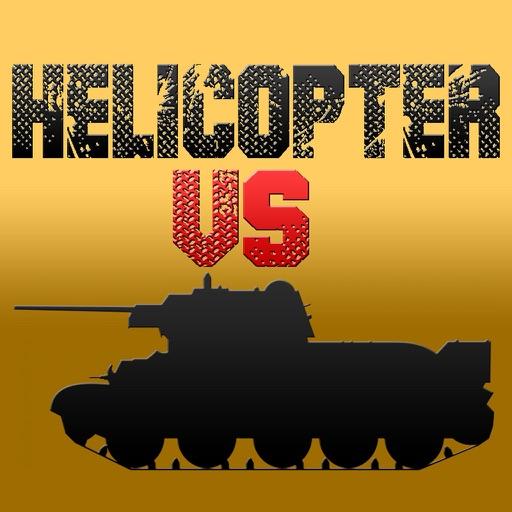 Helicopter VS Tank - Front line Cobra Apache battleship War Game