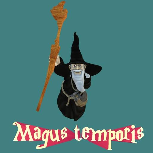 Magus Temporis: la magie de la conjugaison
