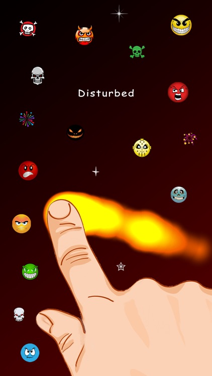 Mood Detector Scanner: Scan finger to detect moods