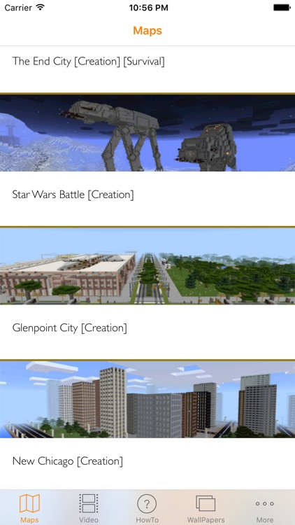 City Maps (Creation Maps) for Minecraft PE - Download Best Maps for Minecraft Pocket Edition screenshot-4