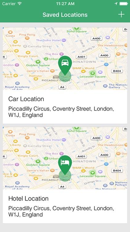 MyCar Locator!! screenshot-3