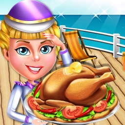 Cruise Ship Cooking Restaurant : Super-Star Master Chef Sea Food maker games for kids & Girls