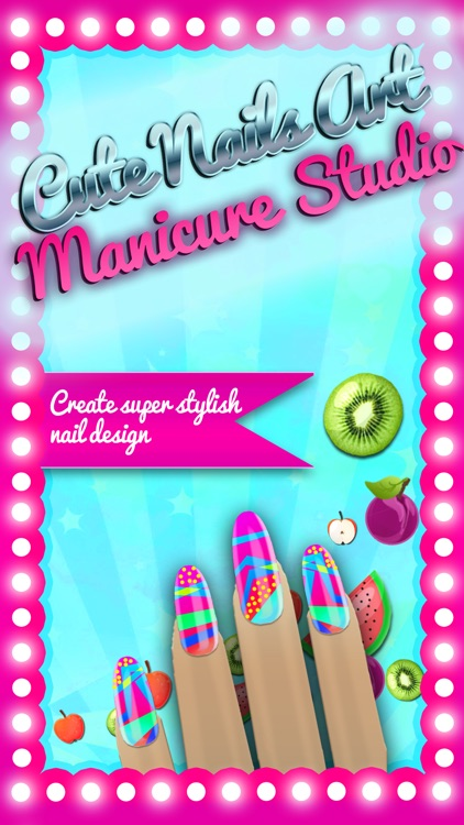 Cute Nails Art Studio - Modern and Fashionable Manicure Design.s for ...