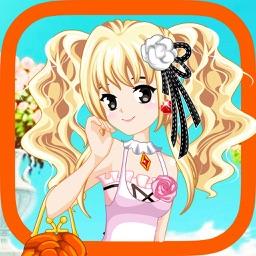 公主爱换装-化妆美容养成,女生儿童教育小游戏