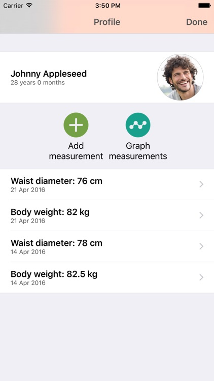iTRAIN - Workout Log, Fitness Progress Tracker and Routine Sharing screenshot-3