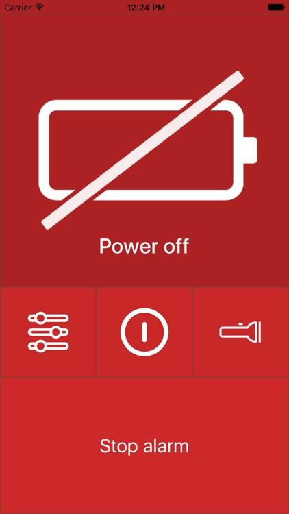 Power Alarm