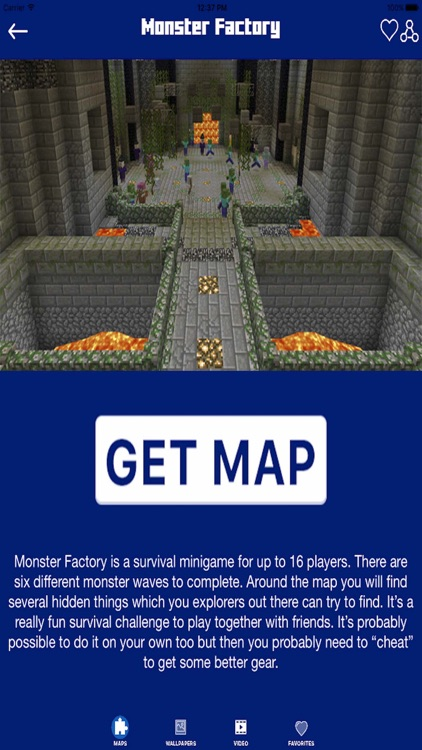 Minigames Maps for MINECRAFT PE ( Pocket Edition ) - Download the ...