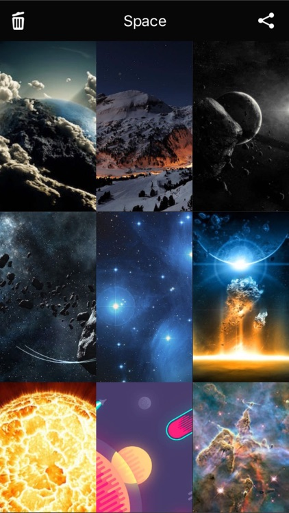 Space HD Wallpaper - Great Collection screenshot-3