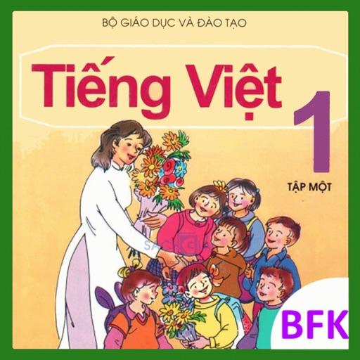 Tieng Viet Lop 1 - Tap 1