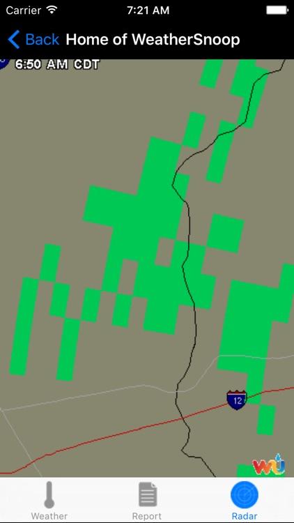 WeatherSnoop screenshot-3