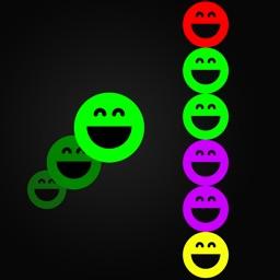 Emoji Dotz Flappy - a color emoji switch on risky road!