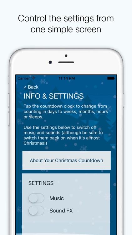 Your Christmas Countdown screenshot-4