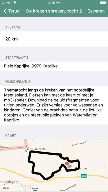 Fietsland België: de mooiste fietsroutes screenshot-3