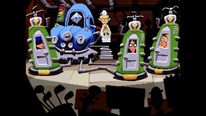 Screenshot for Day of the Tentacle Remastered in Mexico App Store