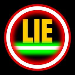 Lie Detector Fingerprint Scanner Truth or Lying Touch Test HD +