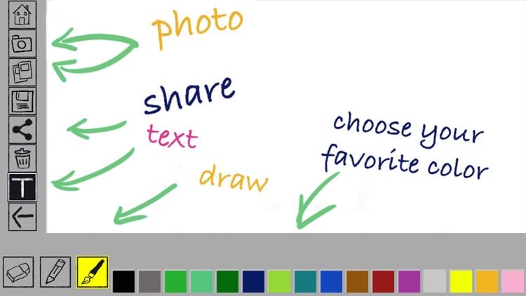 Draw and Write Notes Premium screenshot-4