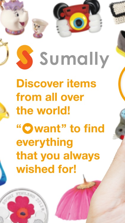 Sumally - Discover items from all over the world!