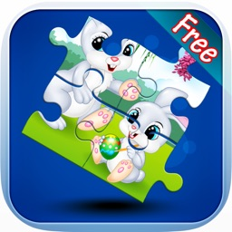 Jigsaw Puzzles Animal - Games for Toddlers and kids