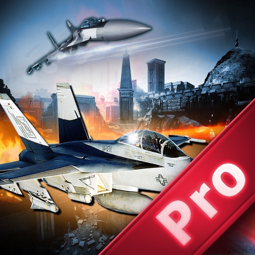 An Unreal War In Aircraft Pro - Combat Strike