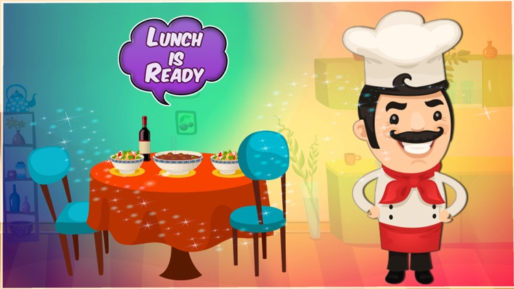 Meatballs Cooking – Bake cheesy food in this chef game for kids screenshot-4