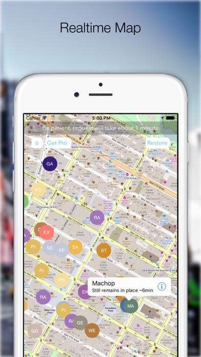 Realtime Map For Pokemon Go by Valiantsin Zavadski (iOS, United ...