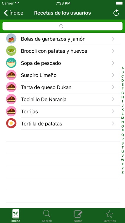 RoboGourmet: Recetas Thermomix screenshot-3