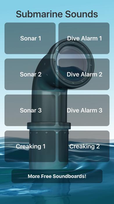 Submarine Sounds screenshot one