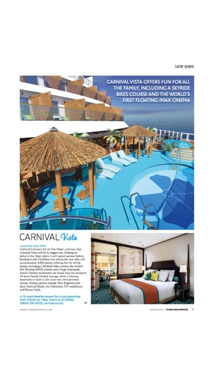Cruise International Magazine screenshot-4