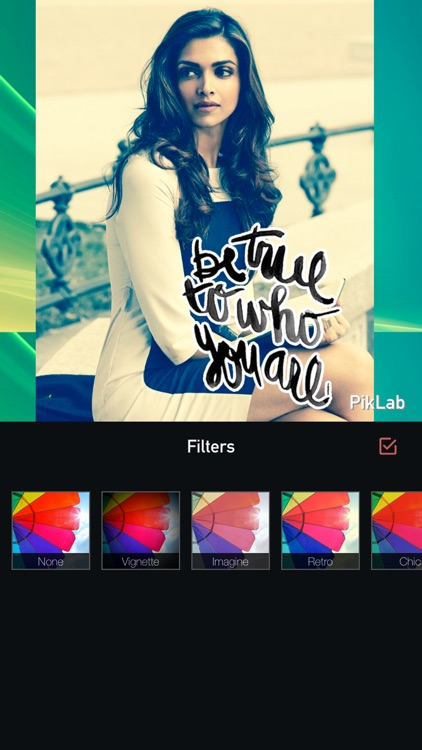 Photeer - Edit your photos and images