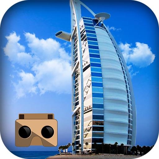 VR Dubai Jumeirah Beach Visit