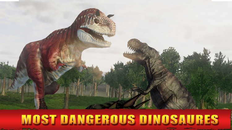 2016 Dinosaur Hunting Park 3D : Reload Dino World Safari Hunt Season Games