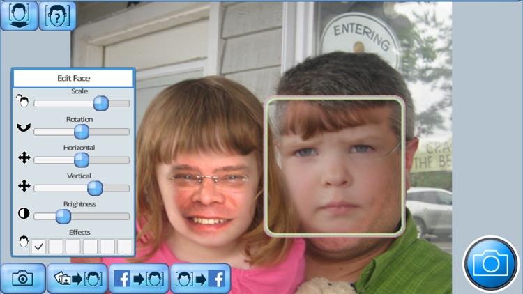 Swap Face Switcheroo