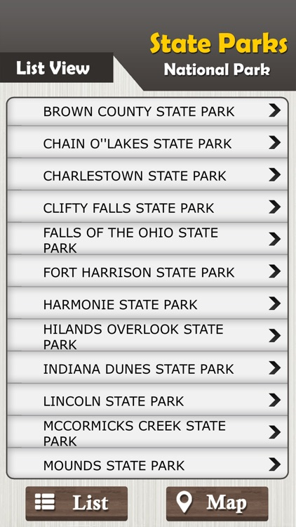 Indiana State Parks And National Parks Guide screenshot-2