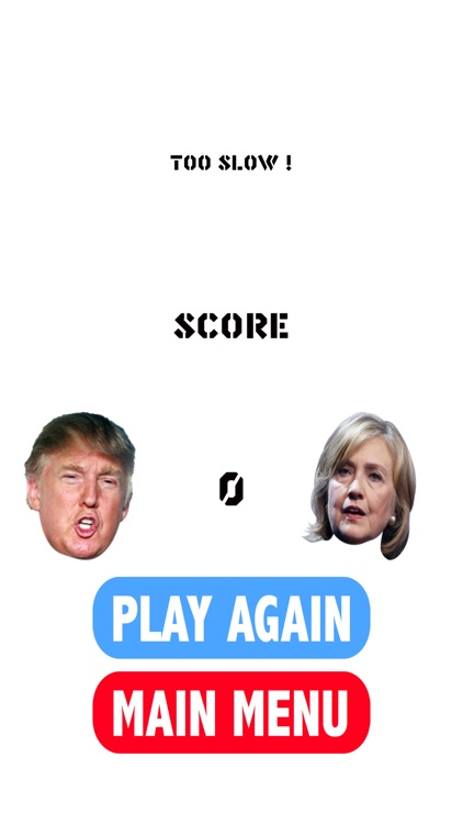 TRUMP vs HILLARY - Presidential Candidate