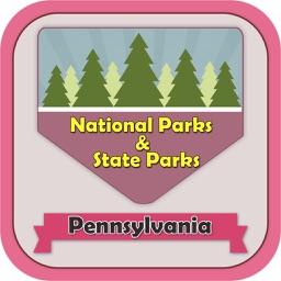 Pennsylvania - State Parks & National Parks