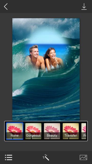 Ocean Wave Photo Frames - Elegant Photo frame for your lovely moments screenshot three