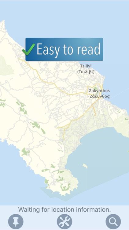 Zakynthos Travelmapp