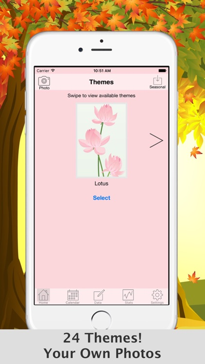 Free Menstrual Calendar For Periods and Ovulations screenshot-4
