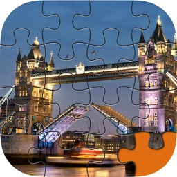 Tourist Puzzle Game for Free & Jigsaw Puzzls for adults