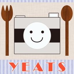 料理写真を美味しく見せよう!美味しそうに変換できるアプリ YEATS