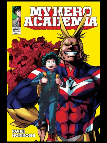 my hero academia vol 8